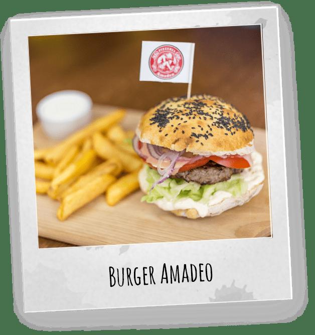Burger Amadeo